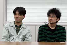 Masayuki and Minoru